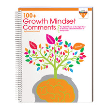 100 Growth Mindset Comments: Grades 3-4
