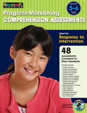 Progress Monitoring Comprehension Assessments Gr 5-6