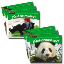En Español Rising Readers Science Vol 1 Set Of 12