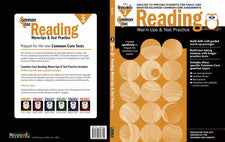 Common Core Reading Warm-Ups and Test Practice Grade 3