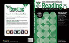 Common Core Reading Warm-Ups and Test Practice Grade 6