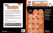 Common Core Reading Warm-Ups and Test Practice Grade 8