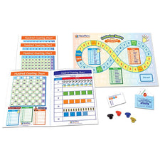 Hundred Counting Chart Learning Center, Grades 1-2