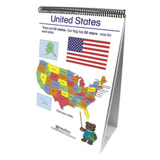 Geography - Social Studies Curriculum Mastery® Flip Chart