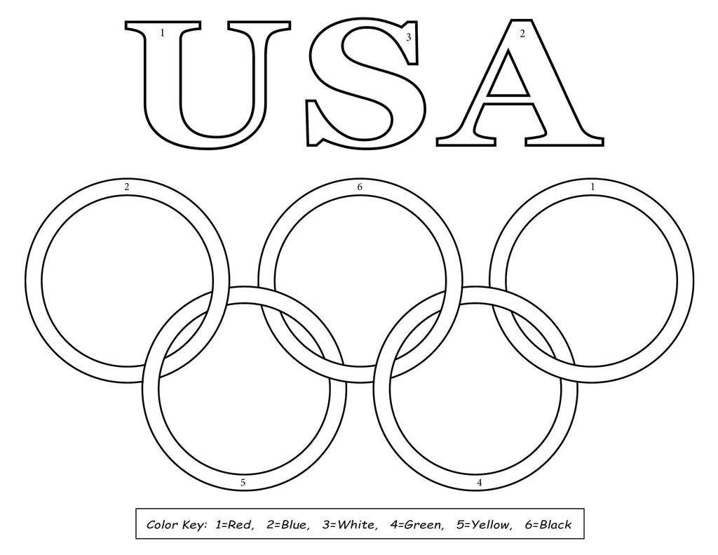 8 free printable olympic coloring pages supplyme. Black Bedroom Furniture Sets. Home Design Ideas