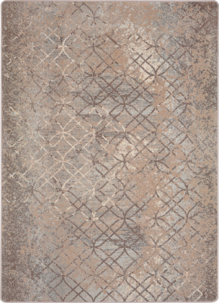 "Opposites Attract™ Classroom Rug, 5'4"" x 7'8"" Rectangle"