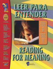Leer Para Entender Reading For Meaning