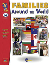 Families Around The World, Gr 4-6
