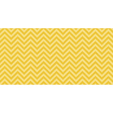 Fadeless® Chic Chevron Yellow Paper Roll, 48″ x 50′