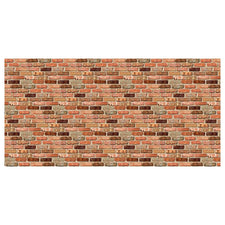 Fadeless® Designs Reclaimed Brick Paper Roll, 48″ x 50′