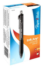 Black Paper Mate InkJoy 300 RT 12 Count