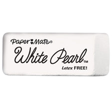 Paper Mate Pearl Erasers White