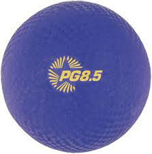 Playground Ball 8 1/2In Purple