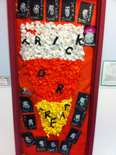 Trick or Treat! - Halloween Door Display