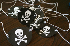 Pirate Crafts - Costumes for the Kiddos
