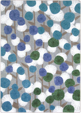 "Posy Grove™ Classroom Rug, 5'4"" x 7'8"" Rectangle"
