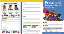 Preschool Progress Report (1 Year Olds)