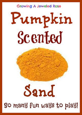 Harvest Fun - Scented Sand Art