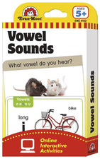 Flashcards: Vowel Sounds
