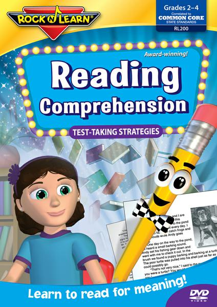 Reading Comprehension Test Taking Strategies Gr 2-4
