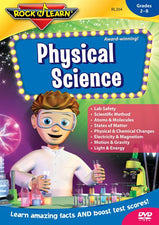 Physical Science DVD Gr 5 & Up
