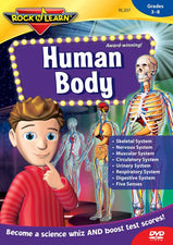 Test-Taking Strategies DVD Human Body