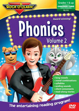 Phonics Volume II