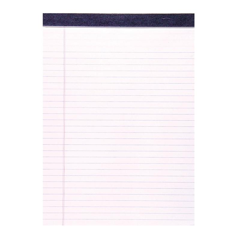 Standard Legal Pad, White
