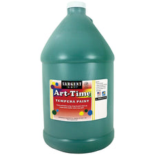Sargent Art ® Tempera Paint, 1 Gallon Green