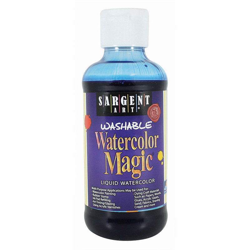 Sargent Art® Washable Watercolor Magic, 8 Oz Blue