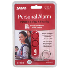 RAINN Red Personal Alarm