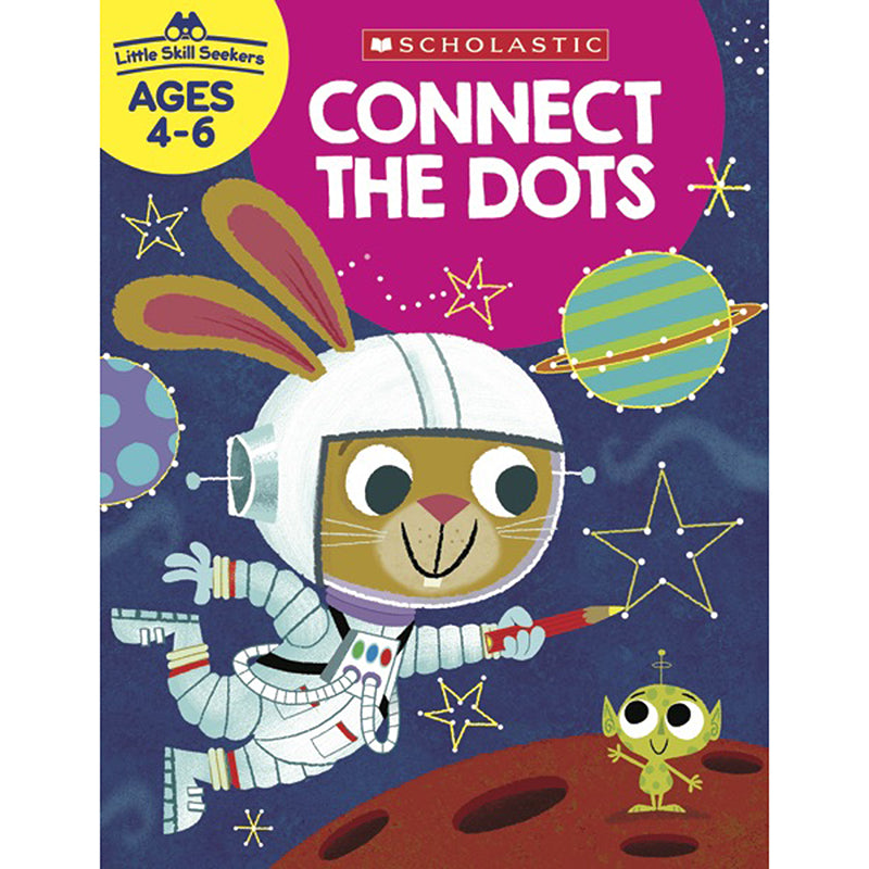 Little Skill Seekers: Connect the Dots