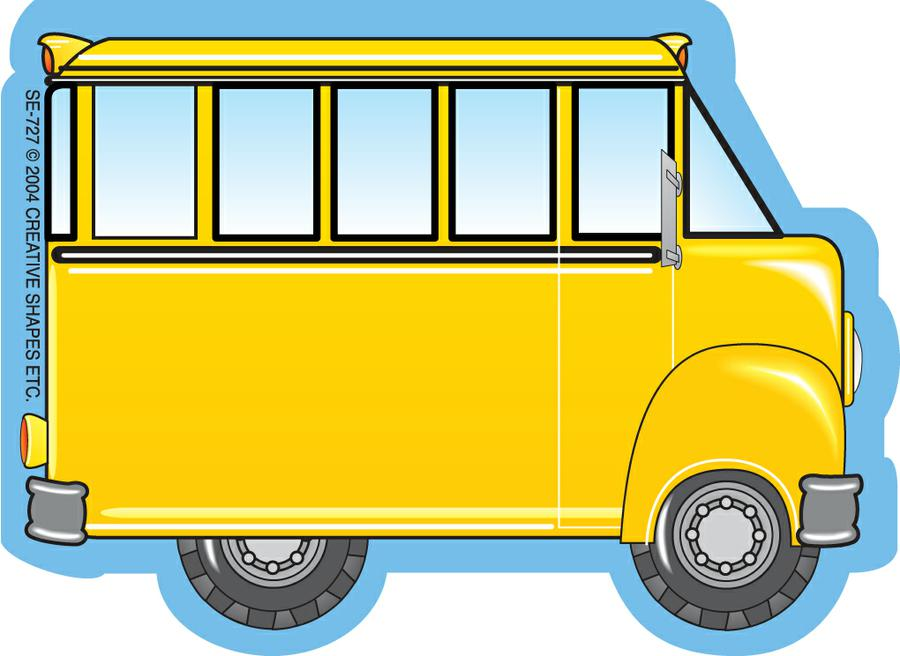 Mini Notepads School Bus