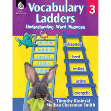 Vocabulary Ladders: Understanding Word Nuances, Grade 3