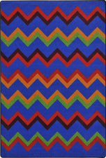 "Sonic© Primary Classroom Rug, 5'4"" x 7'8"" Rectangle"