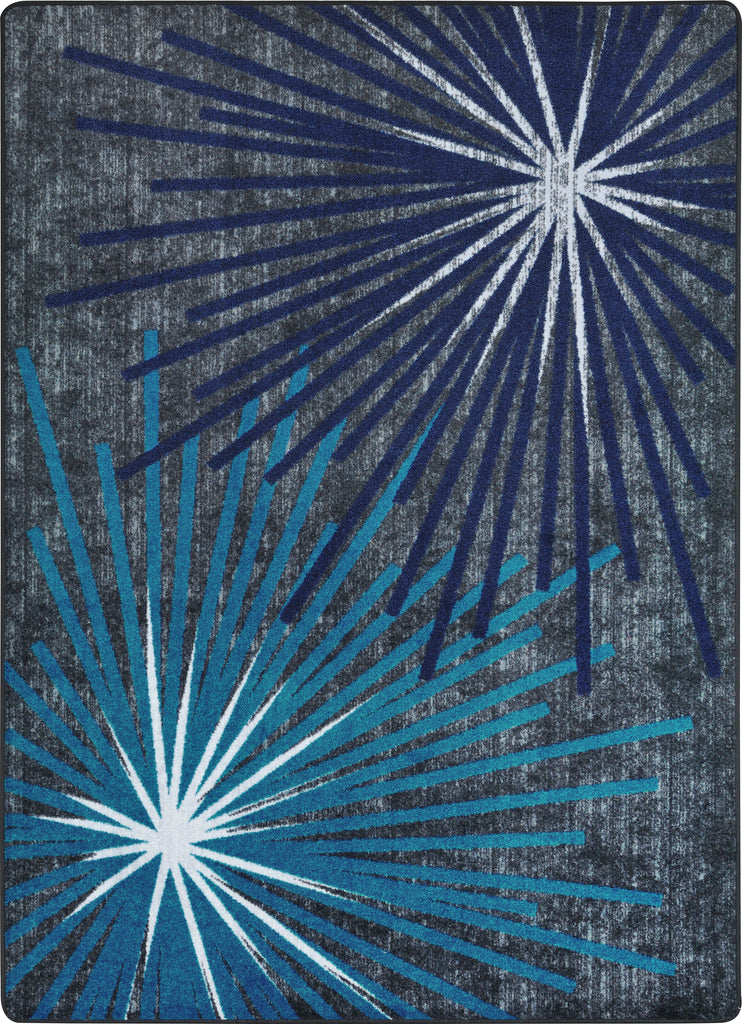 "Sputnik™ Classroom Rug, 5'4"" x 7'8"" Rectangle"