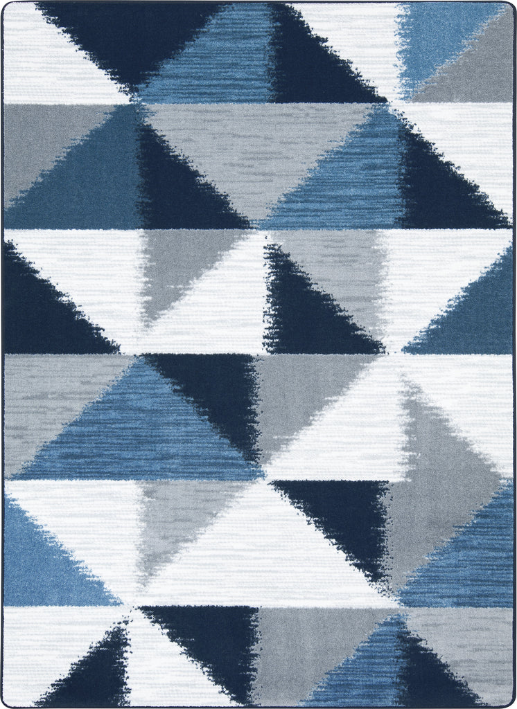 "Stellium™ Classroom Rug, 5'4"" x 7'8"" Rectangle"