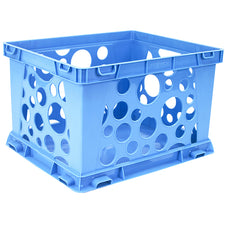 Mini Crate, Blue