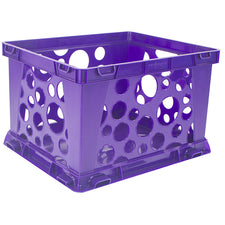 Mini Crate, Purple