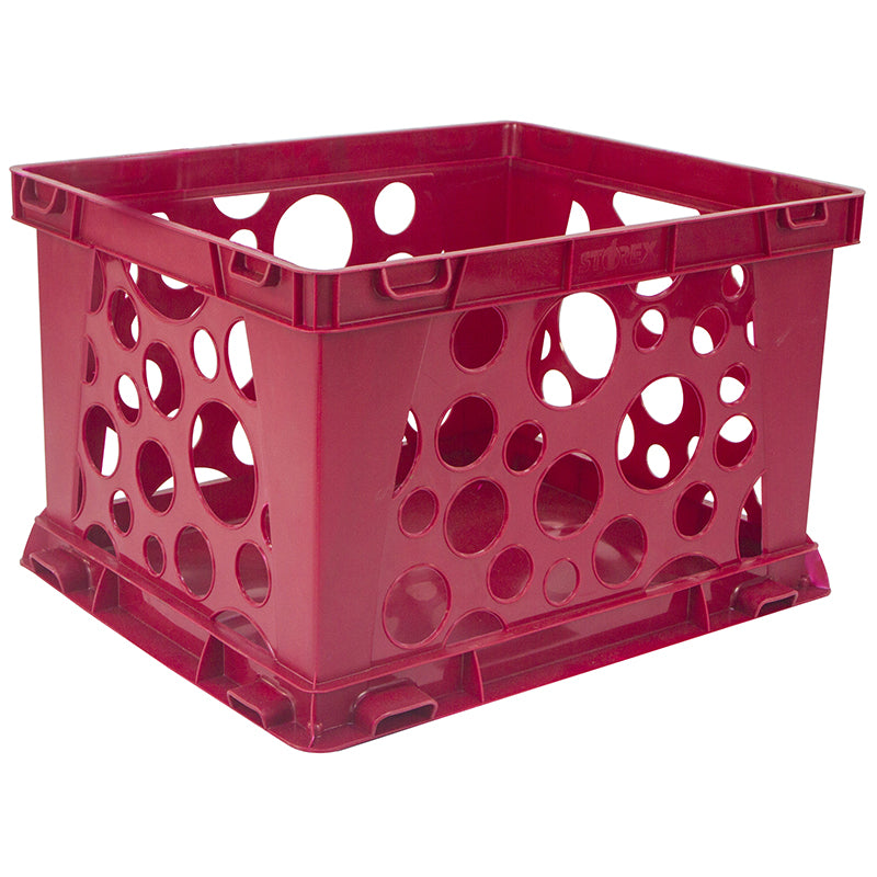 Micro Crate, Red