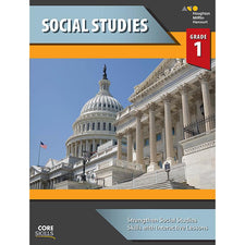 Core Skills: Social Studies Workbook, Grade 1
