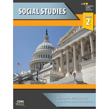 Core Skills: Social Studies Workbook, Grade 2