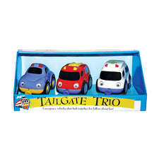 Tailgate Trio - Emergency