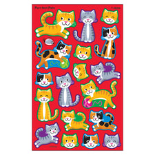 Purr-fect Pets superShapes Stickers – Large