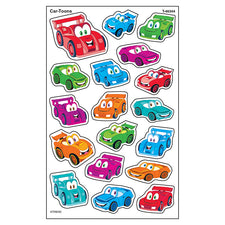 Car-Toons superShapes Stickers – Large