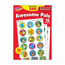 Awesome Pals Stinky Stickers® Value Pack