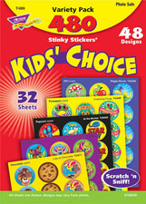 Kids' Choice Stinky Stickers® Variety Pack