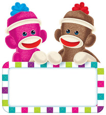 Sock Monkeys Signs Classic Accents®