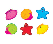 Seashore Friends Mini Accents Variety Pack