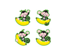 Monkey Mischief® Monkeys and Bananas Mini Accents Variety Pack